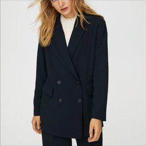 Aritzia Wilfred Cherrelle Jacket (Blazer)